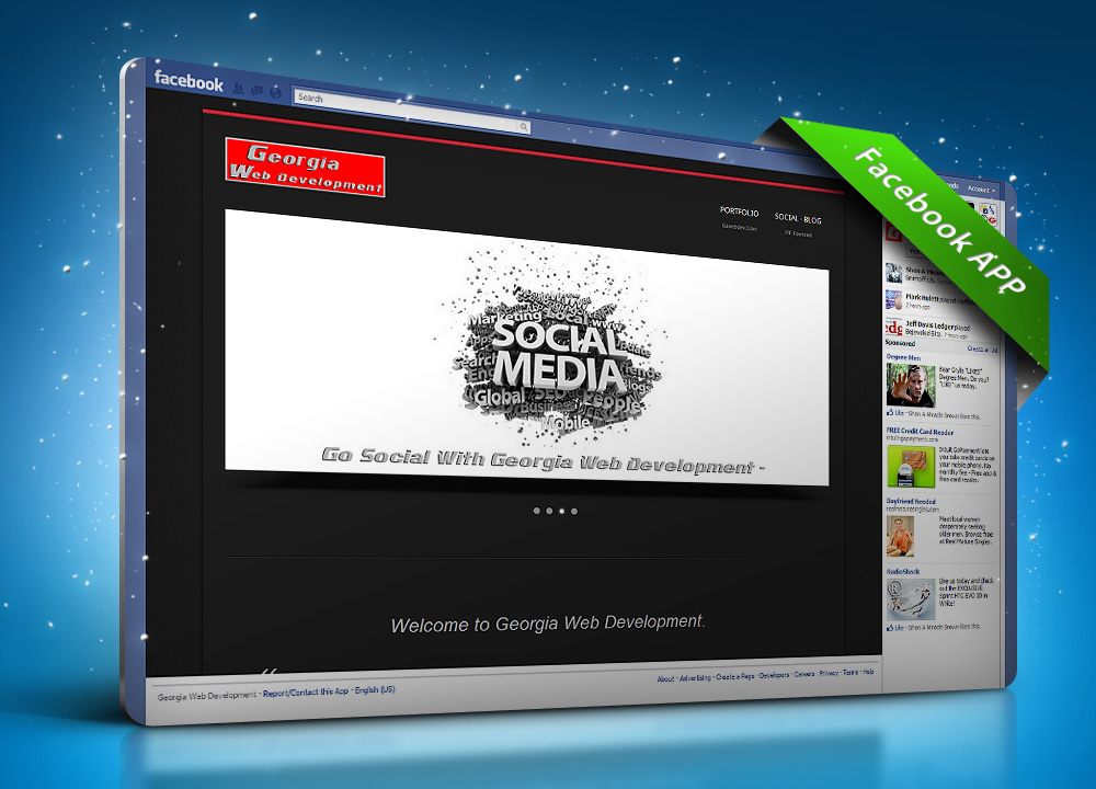 gawebfbapp1000x720 Website Facebook Integration &  Business Facebook Fan Pages georgia web development