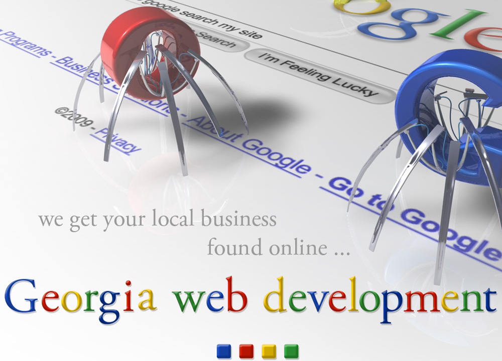 a get found gaweb logo1000x720 Google Has Spiders? | Photoshop CS5 georgia web development