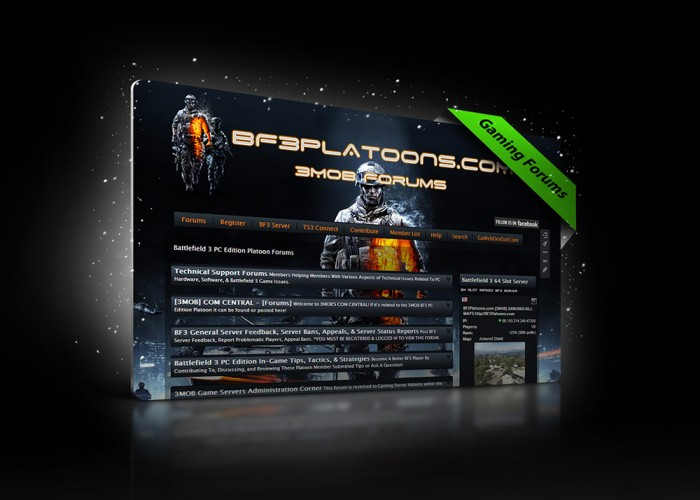Battlefield 3 Online Gaming Community Forums