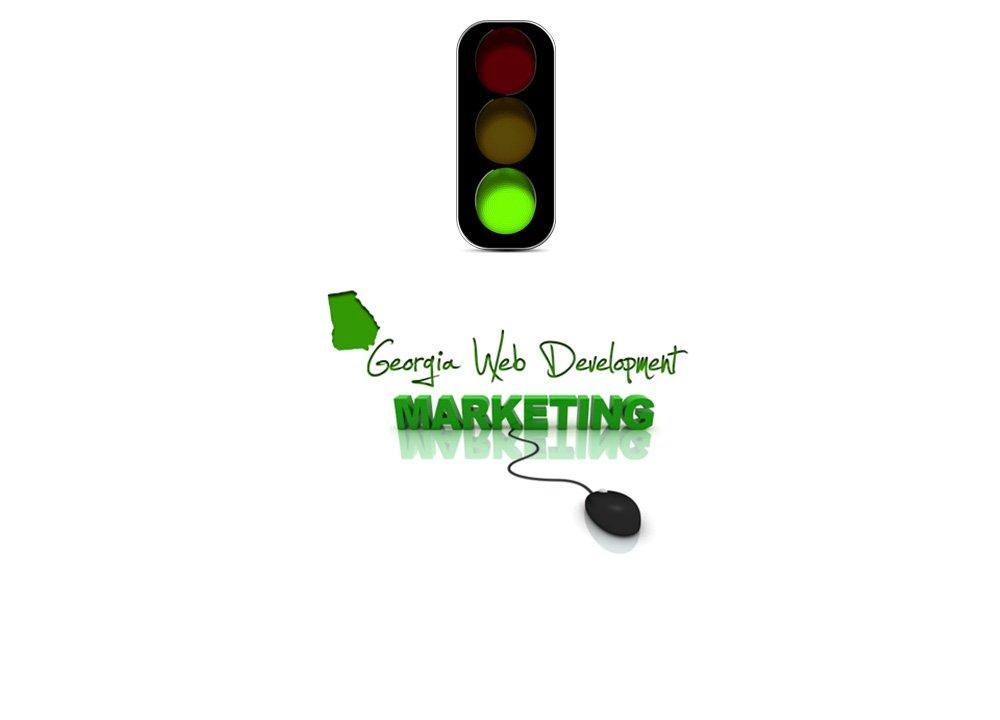 georgia web development marketing green light with marketing logo georgia web development