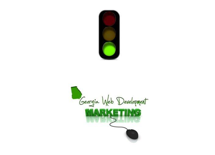 """Georgia Web Development Marketing Logo"