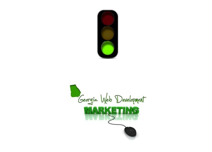 """Georgia Web Development Marketing Logo"