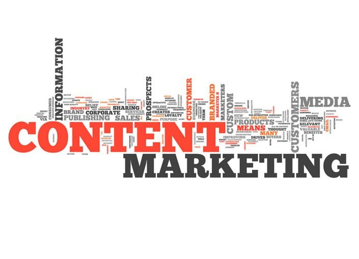 image of website content creation tips