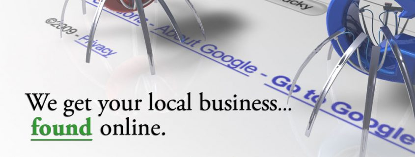 georgia web development local small business online listing assistance services