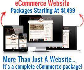 complete website design packages all devices image