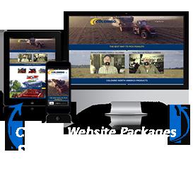 Image of responsive website package