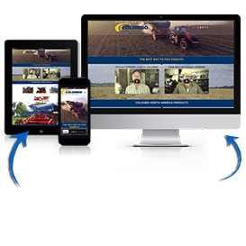 Image of responsive website package