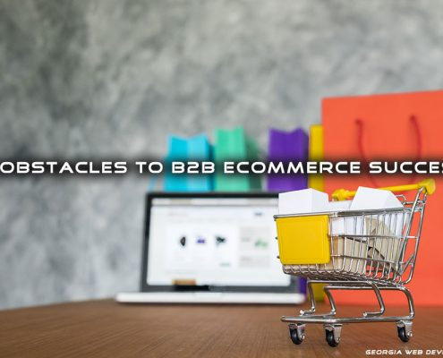 eCommerce shopping cart obstacles to b2b eCommerce success