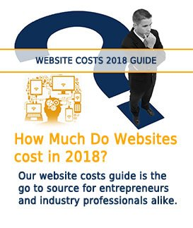 website costs guide 2018