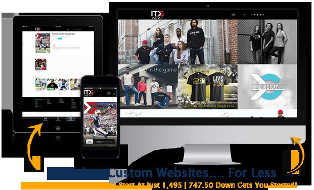 Website Basic Starter Package Starting At 1,495