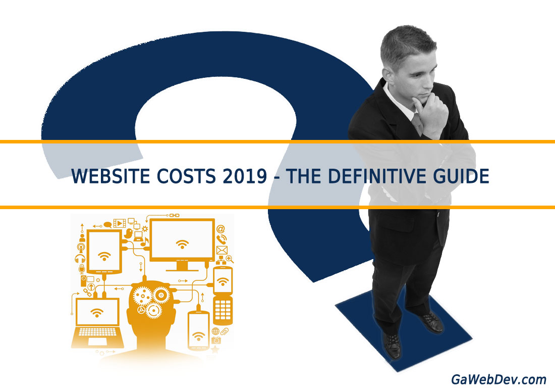 how much do websites cost in 2019